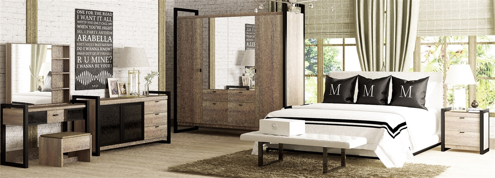 Garvani Furniture Harper Series