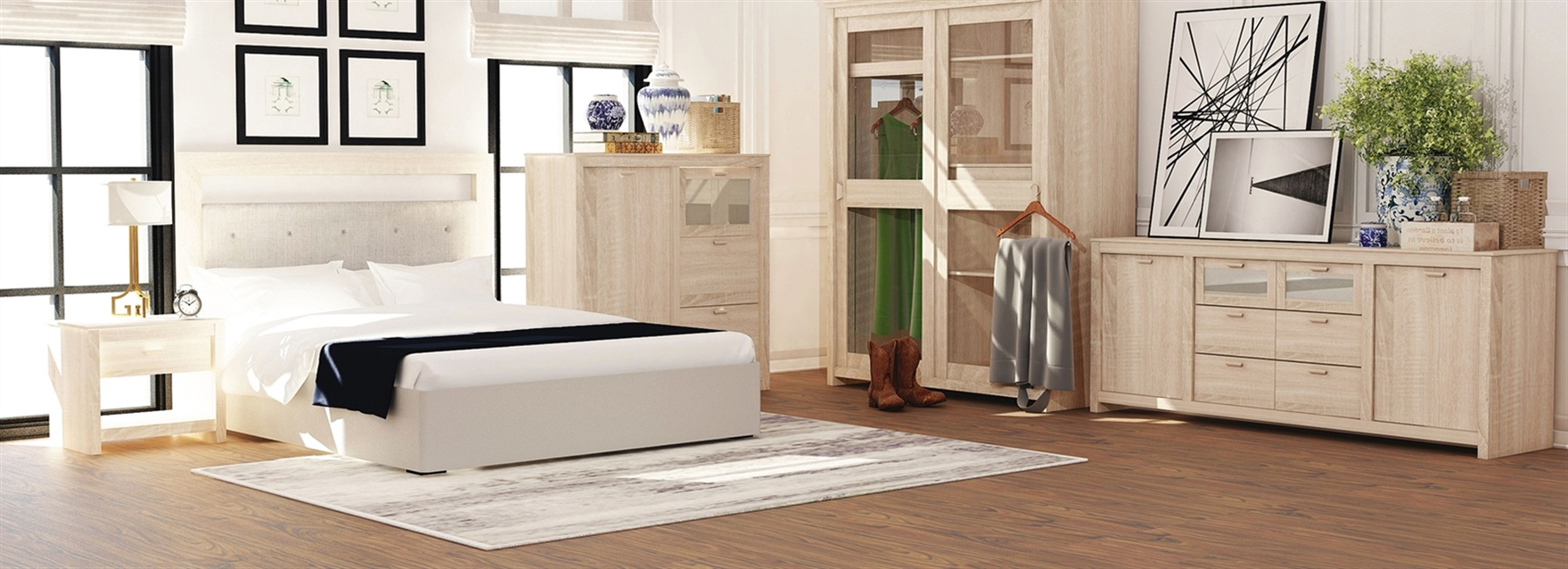 Garvani Furniture Ravenna Series